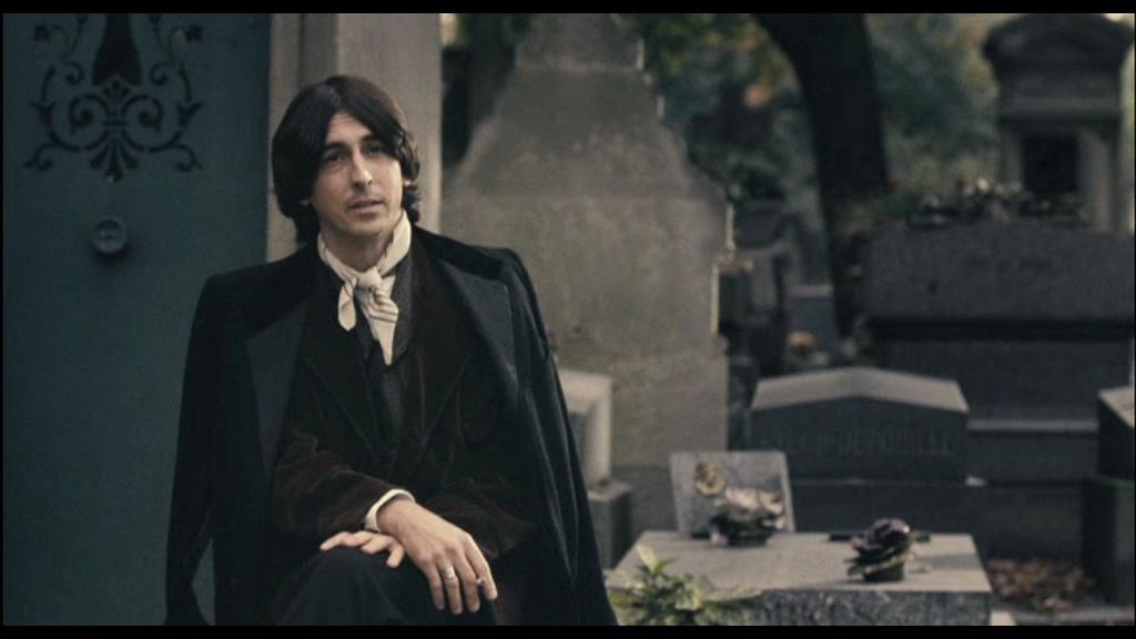 Alexander Payne en Oscar Wilde dans le, Paris je t'aime de 2006.